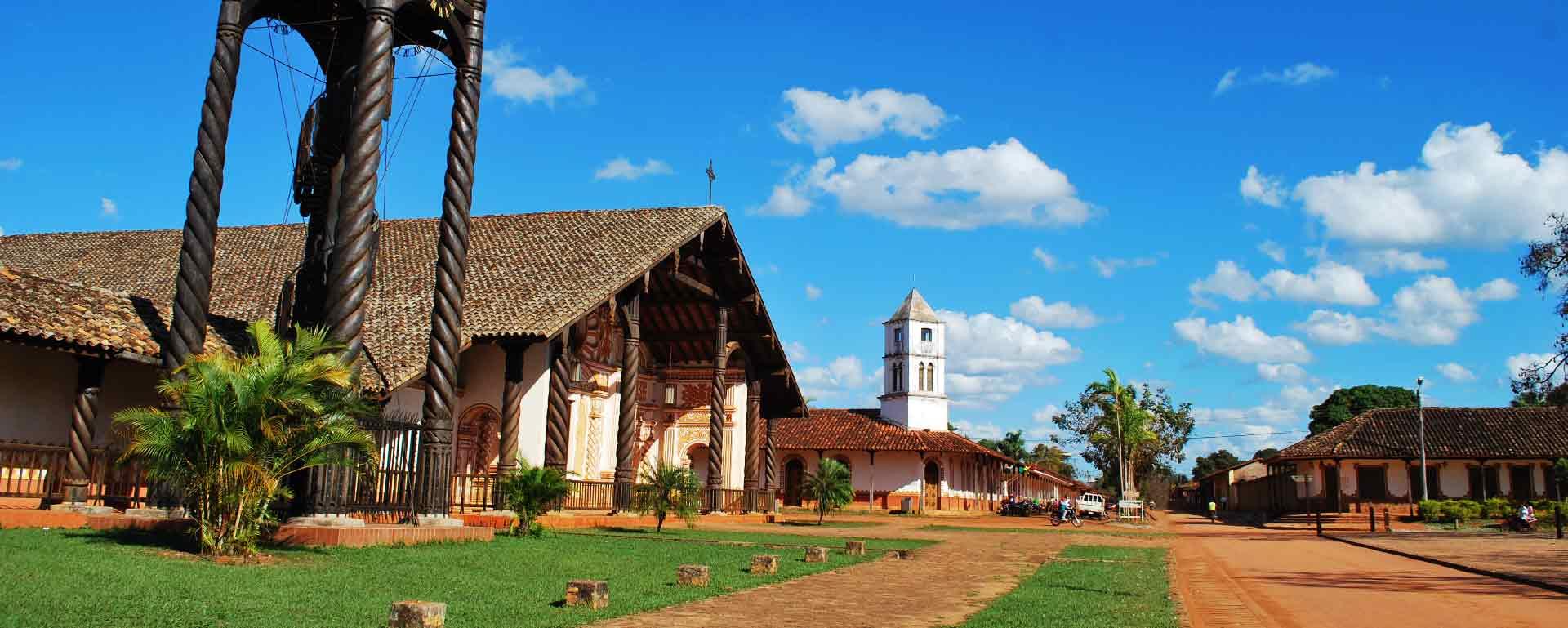 Santa Cruz-Misiones Jesuiticas