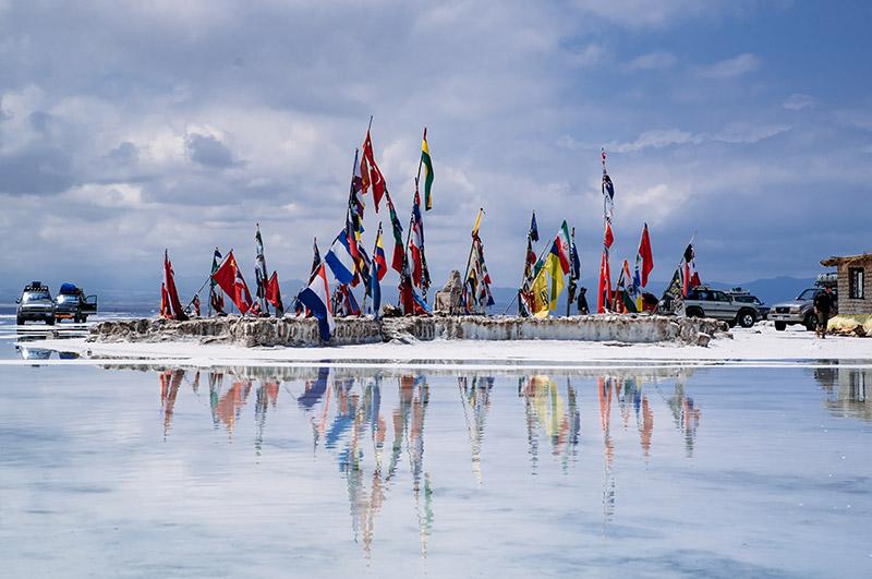 Lugar de Banderas