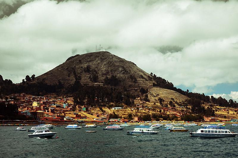 Lago Titikaca