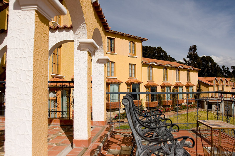 Hotel Rosario del Lago